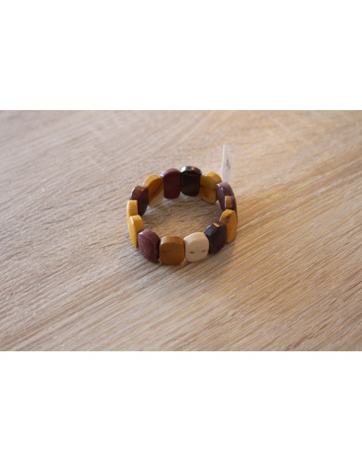 Bracelet Mookaite