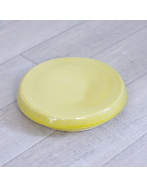Harmonisateur compact de voyage jaune