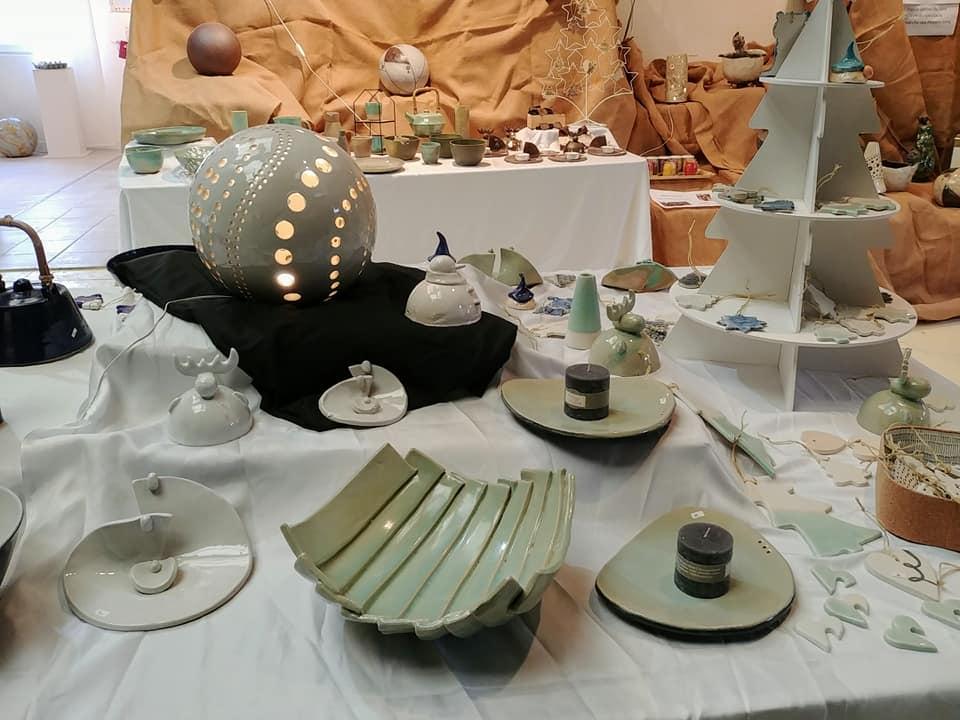 Créations artisanales en céramique à Guewenheim