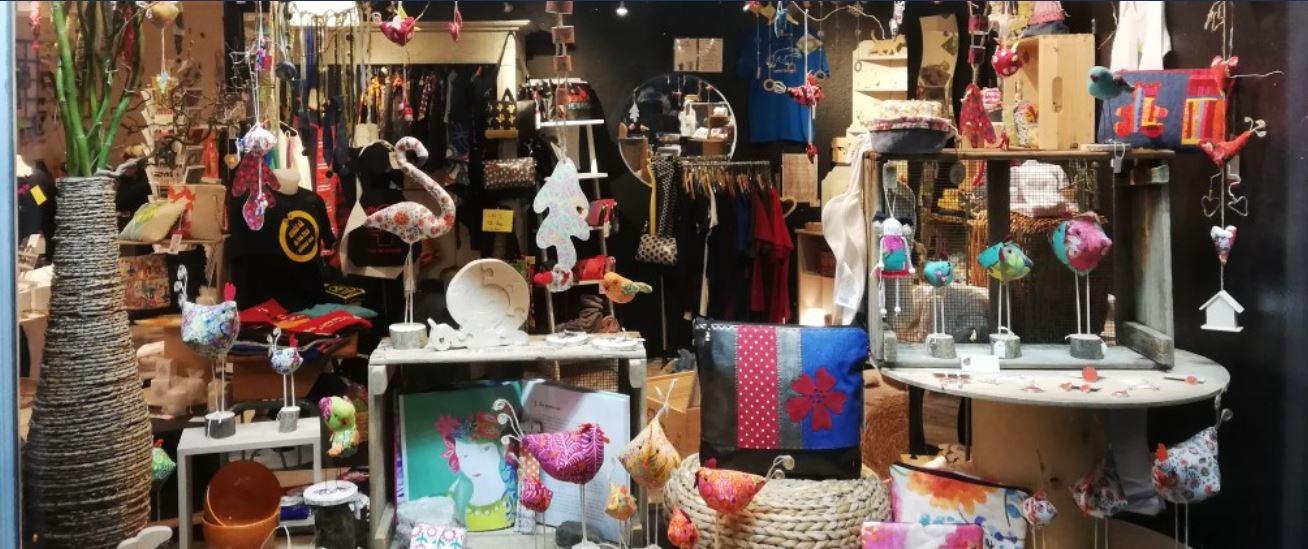 boutique de créateurs à Thann